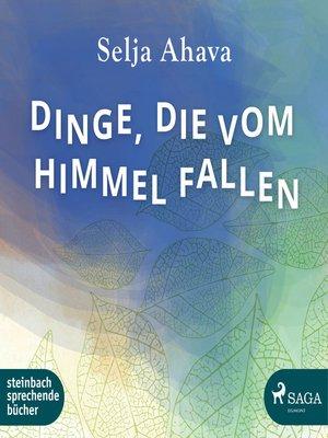cover image of Dinge, die vom Himmel fallen