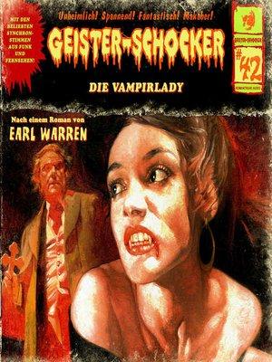 cover image of Geister-Schocker, Folge 42
