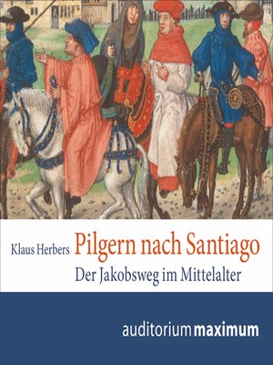 cover image of Pilgern nach Santiago
