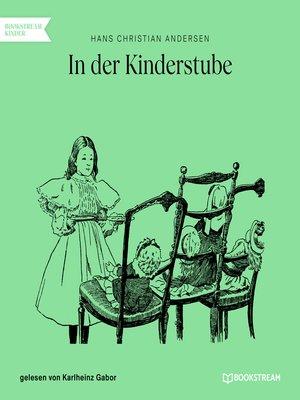 cover image of In der Kinderstube
