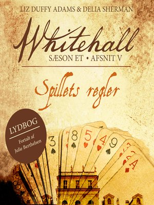 cover image of Spillets regler--Whitehall 5