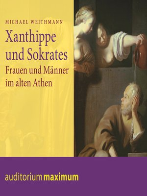 cover image of Xanthippe und Sokrates