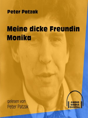 cover image of Meine dicke Freundin Monika