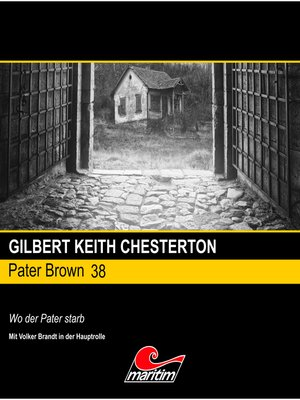 cover image of Pater Brown, Folge 38