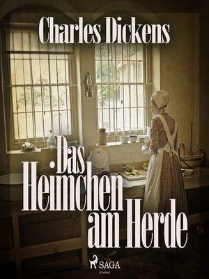 cover image of Das Heimchen am Herde