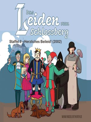cover image of Das Leiden vom Schlossberg, Staffel 9