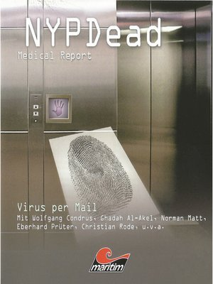 cover image of NYPDead--Medical Report, Folge 4