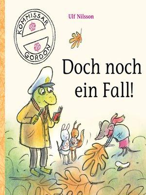 cover image of Doch noch ein Fall!--Kommissar Gordon
