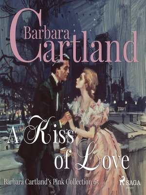 cover image of A Kiss of Love