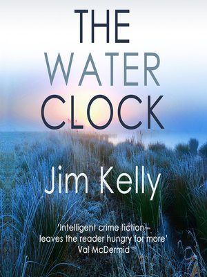 cover image of The Water Clock--Dryden Mysteries, Book 1