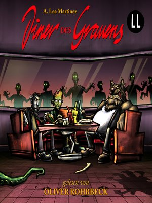 cover image of Diner des Grauens