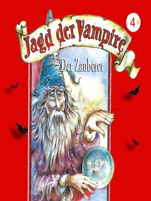 cover image of Jagd der Vampire, Folge 4