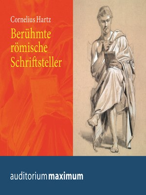 cover image of Berühmte römische Schriftsteller