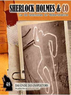 cover image of Sherlock Holmes & Co, Folge 48