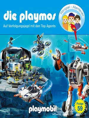 cover image of Die Playmos--Das Original Playmobil Hörspiel, Folge 59