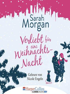cover image of Verliebt für eine Weihnachtsnacht