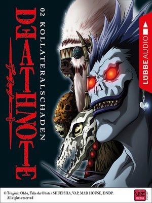 cover image of Death Note, Folge 2