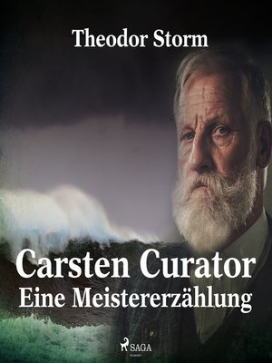 cover image of Carsten Curator--Eine Meistererzählung