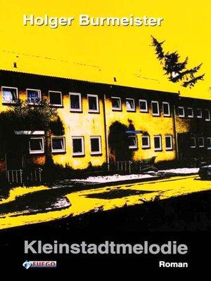 cover image of Kleinstadtmelodie