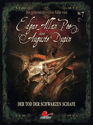 cover image of Edgar Allan Poe & Auguste Dupin, Folge 7