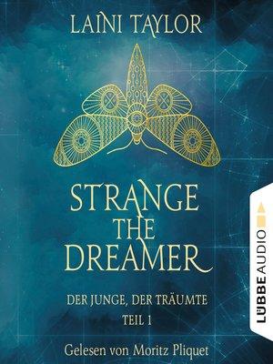 cover image of Der Junge, der träumte
