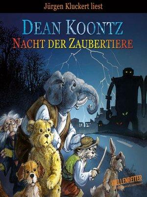 cover image of Nacht der Zaubertiere