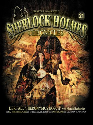 cover image of Sherlock Holmes Chronicles, Folge 21