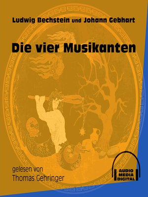 cover image of Die vier Musikanten