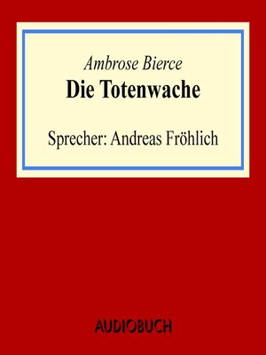 cover image of Die Totenwache