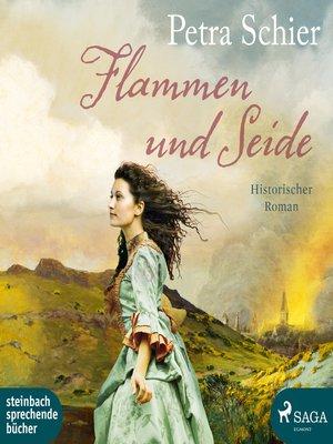 cover image of Flammen und Seide