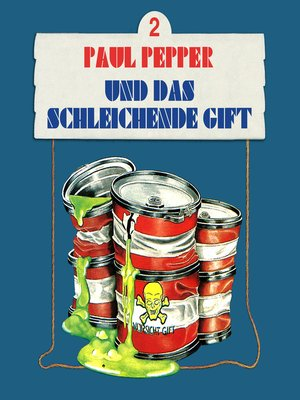 cover image of Paul Pepper, Folge 2