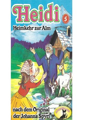 cover image of Heidi, Folge 5