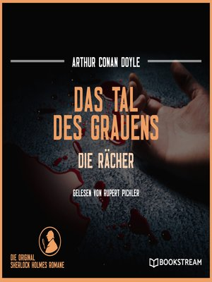 cover image of Das Tal des Grauens--Die Rächer