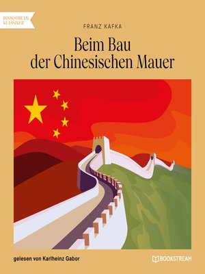 cover image of Beim Bau der Chinesischen Mauer