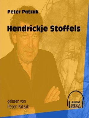 cover image of Hendrickje Stoffels