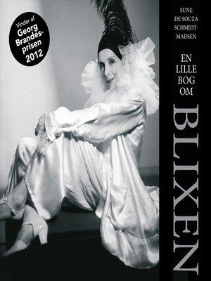 cover image of En lille bog om Blixen