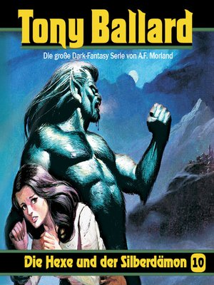 cover image of Tony Ballard, Folge 10