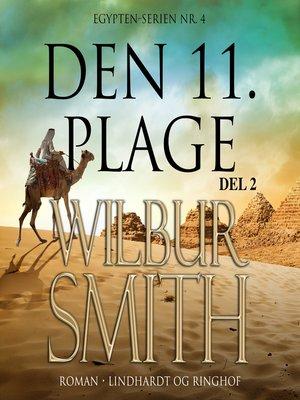 cover image of Den 11. plage 2--Egypten-serien 4