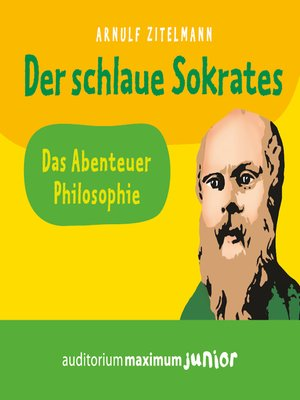 cover image of Der schlaue Sokrates