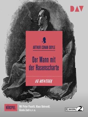 cover image of Der Mann mit der Hasenscharte