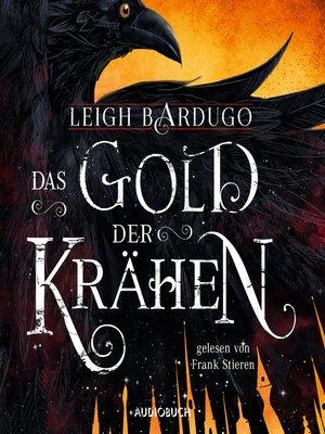 cover image of Das Gold der Krähen, 2