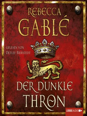 cover image of Der dunkle Thron