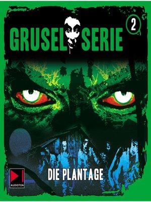 cover image of Gruselserie, Folge 2