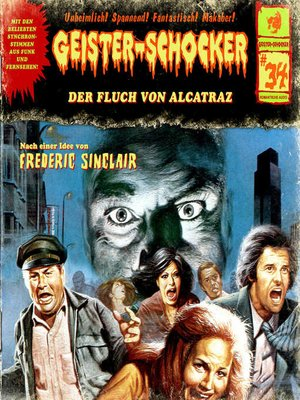 cover image of Geister-Schocker, Folge 34