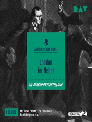 cover image of London im Nebel (Hörspiel)