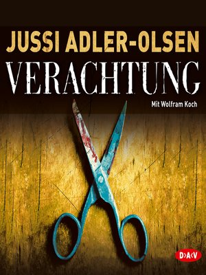 cover image of Verachtung