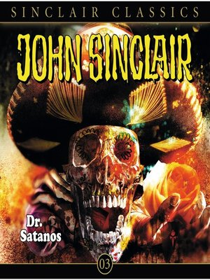 cover image of John Sinclair--Classics, Folge 3