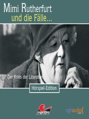 cover image of Mimi Rutherfurt, Folge 12