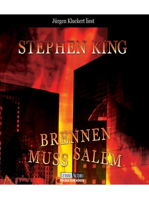 cover image of Brennen muss Salem