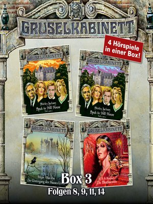 cover image of Gruselkabinett, Box 3